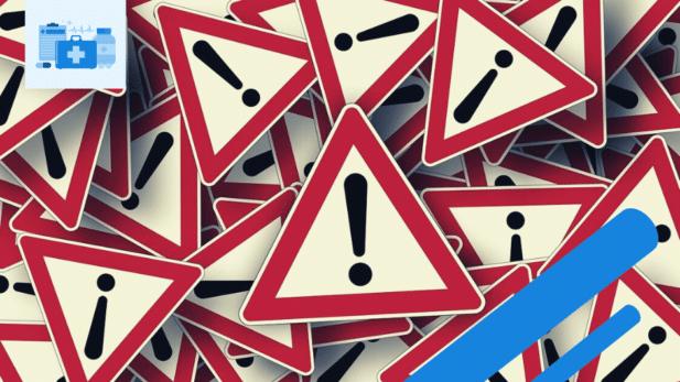 5 erreurs fréquentes sur des sites de professions médicales