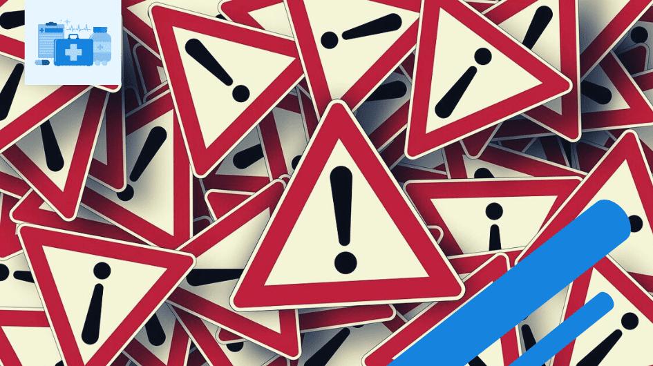 5 erreurs fréquentes sur des sites de professionnels de santé